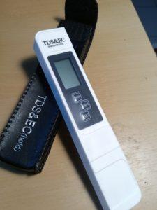 TDS EC meter